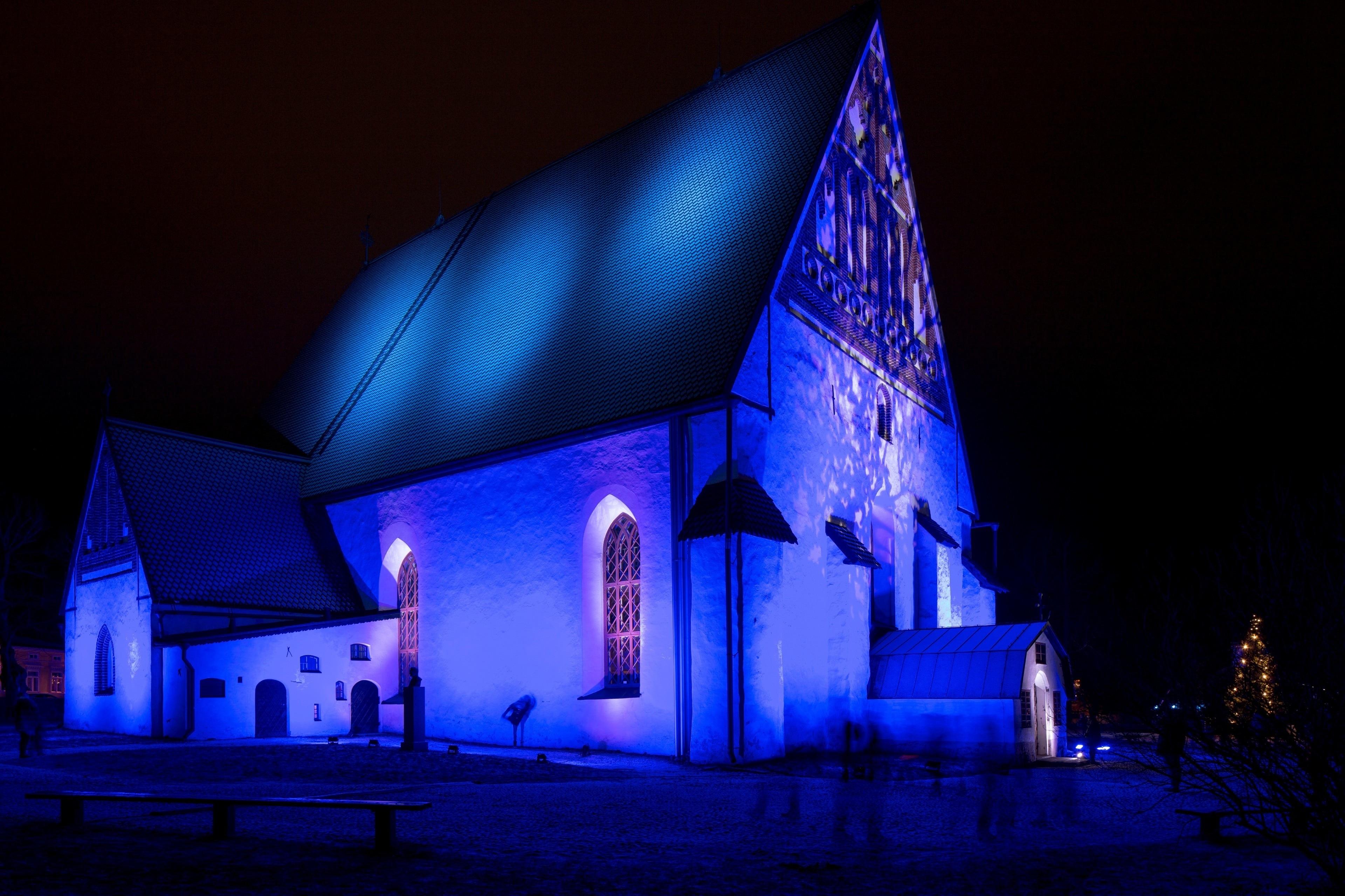 Porvoo Cathedral, Porvoo, Uusimaa, Finland