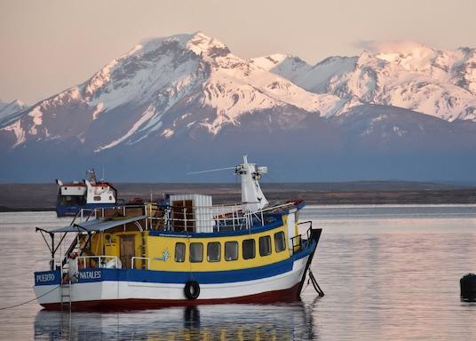 納塔萊斯港, 智利