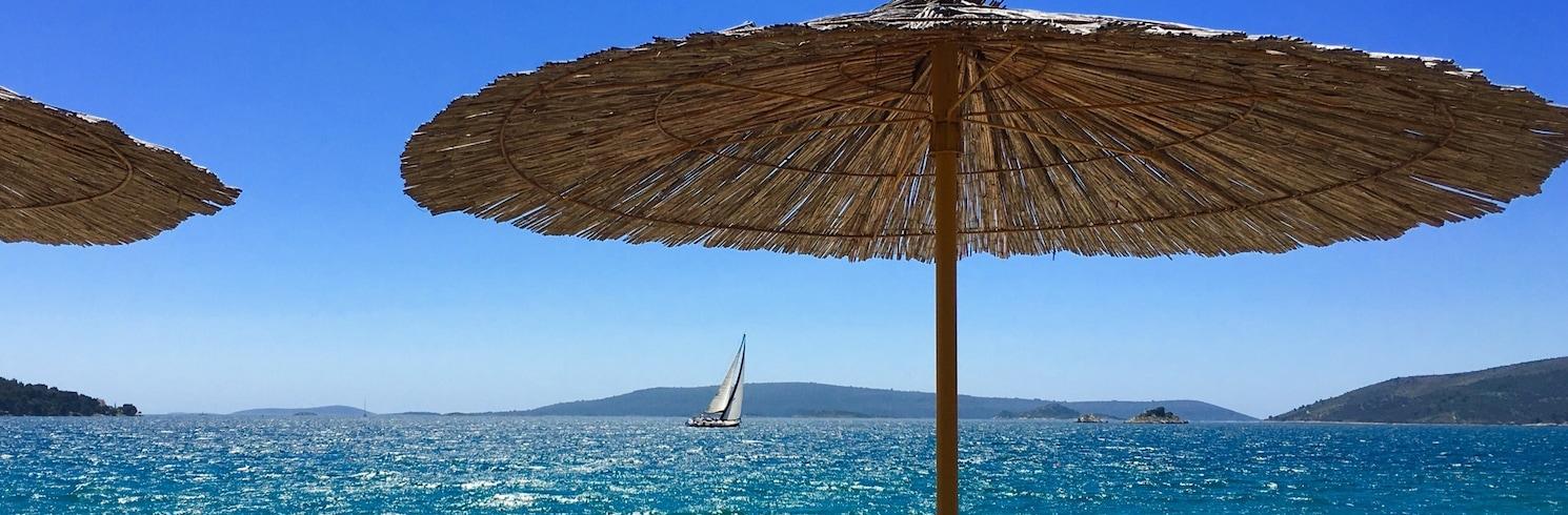 Seget, Kroatien