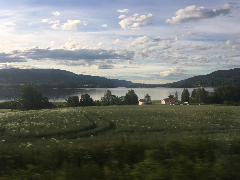 Tvedestrand, Agder, Norwegen