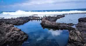 Agaete Natuurlijke zwembaden