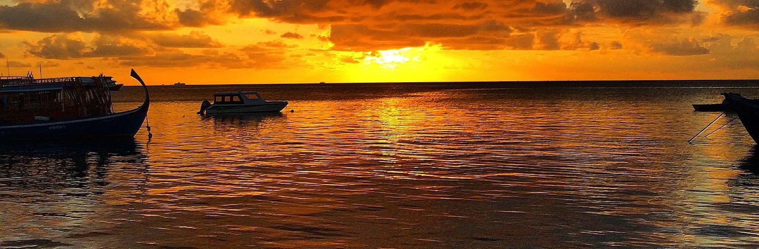 Guraidhoo, Maladewa
