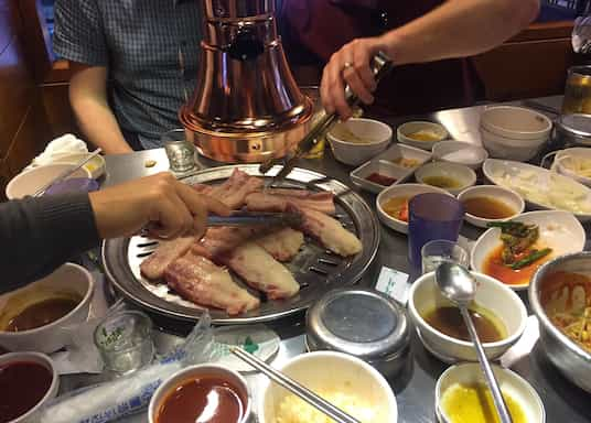 Yeoksam 1-dong, Südkorea