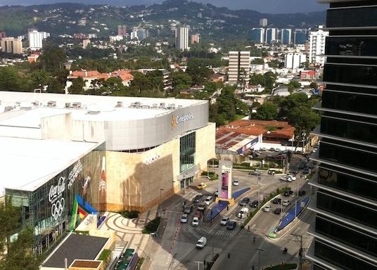 Zona Viva, Guatemala