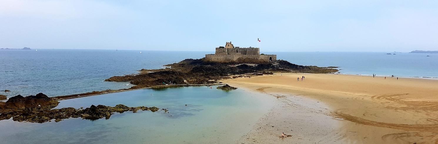 Saint-Malo, Frankrijk
