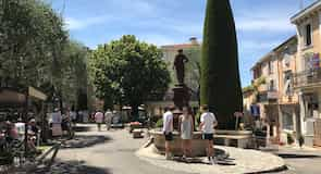 Mougins Town Centre