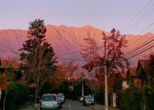 Ñuñoa, Chili