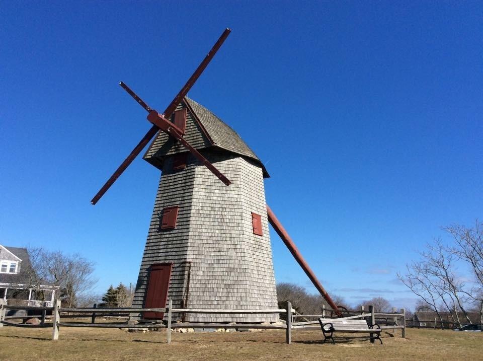 Old Mill, Nantucket, Massachusetts, Verenigde Staten