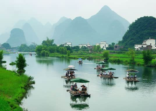 Guilin, Čína
