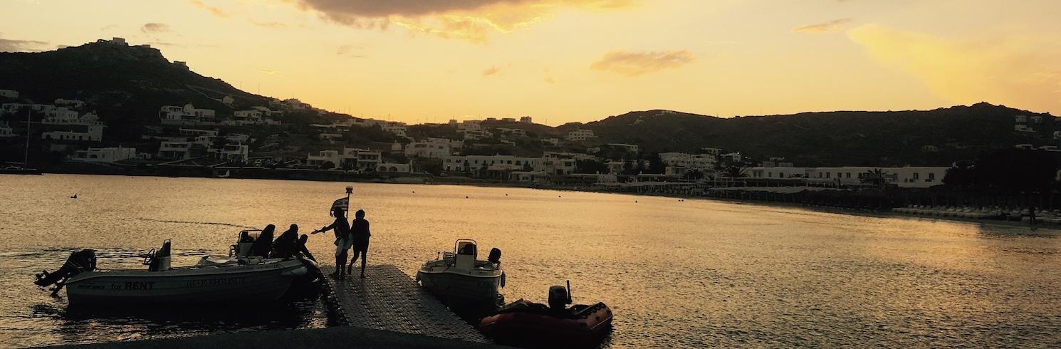 Ornos, יוון