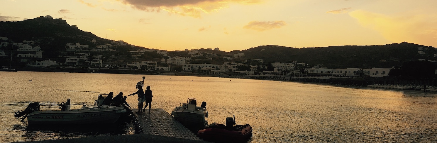 Ornos, Grecia