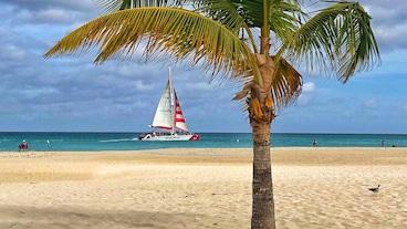 Manchebo-stranden/