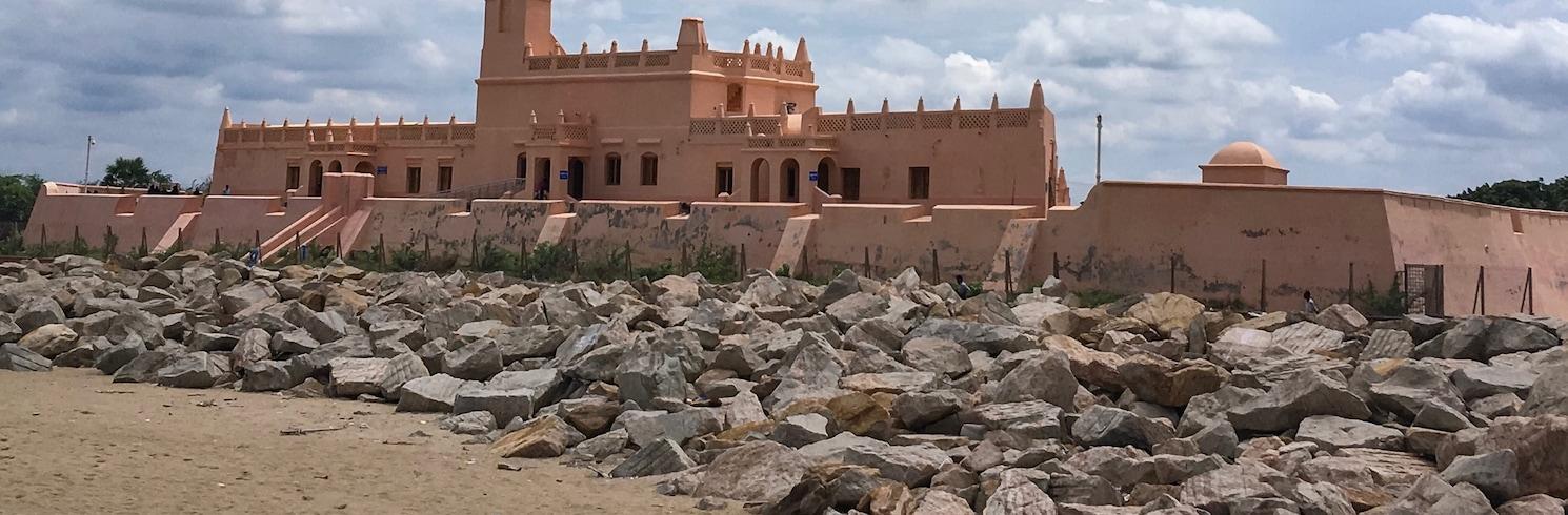 Tarangambadi, Indija
