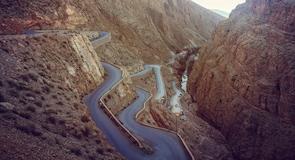 達德斯峽谷