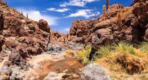 Plaza de San Pedro de Atacama