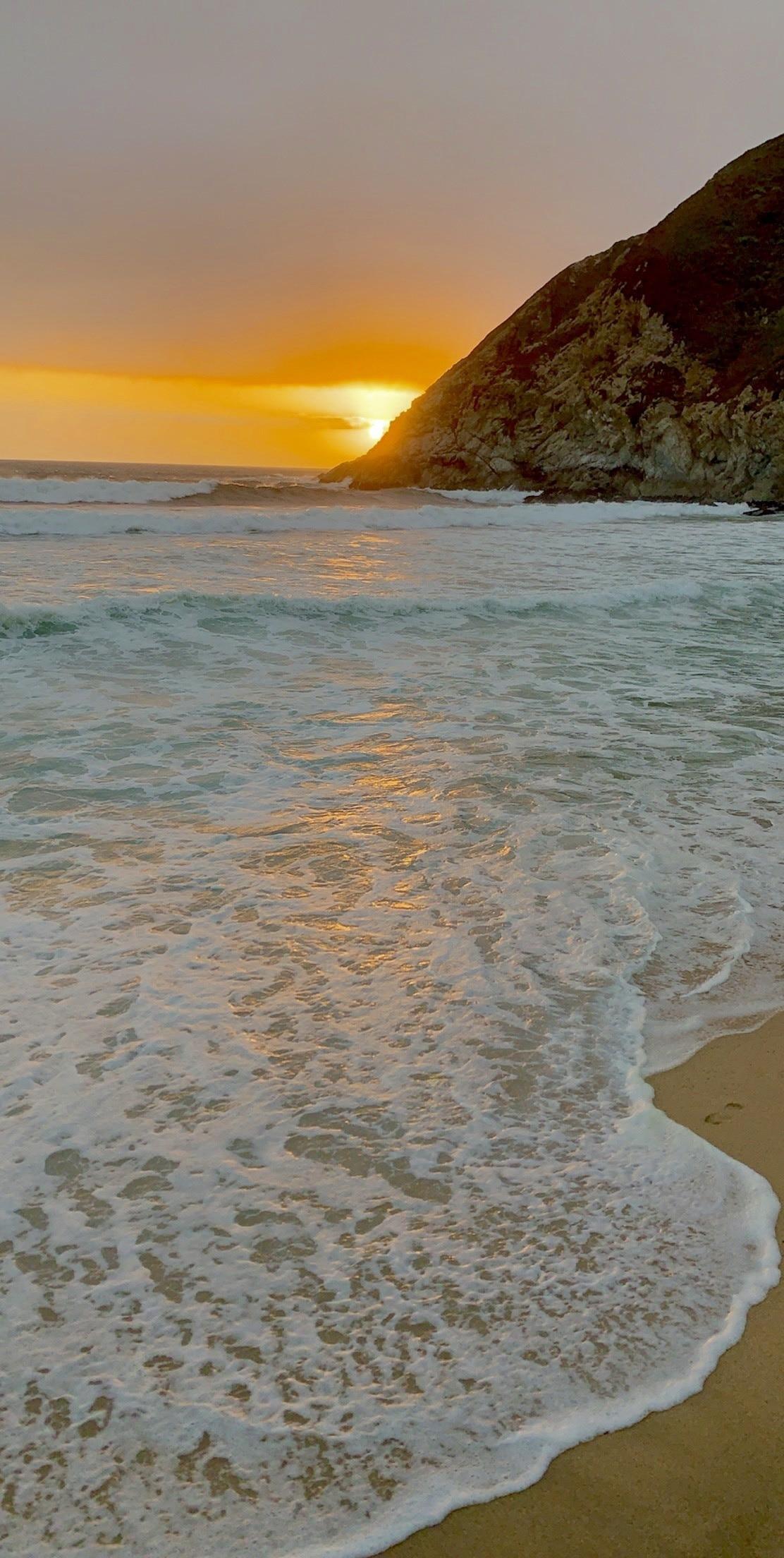 Gray Whale Cove State Beach, Montara, California, United States of America