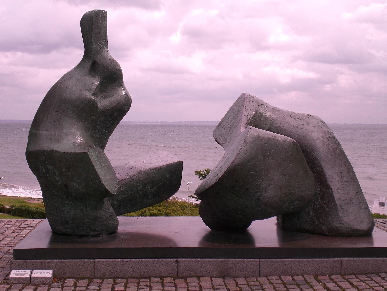 Louisiana Museum of Modern Art, Humlebaek, Hovedstaden, Denmark