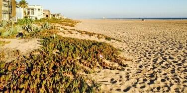One of most beautiful beaches in California: Sunset Beach...