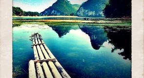 Natuurgebied Liu Sanjie