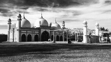 艾加清真寺/