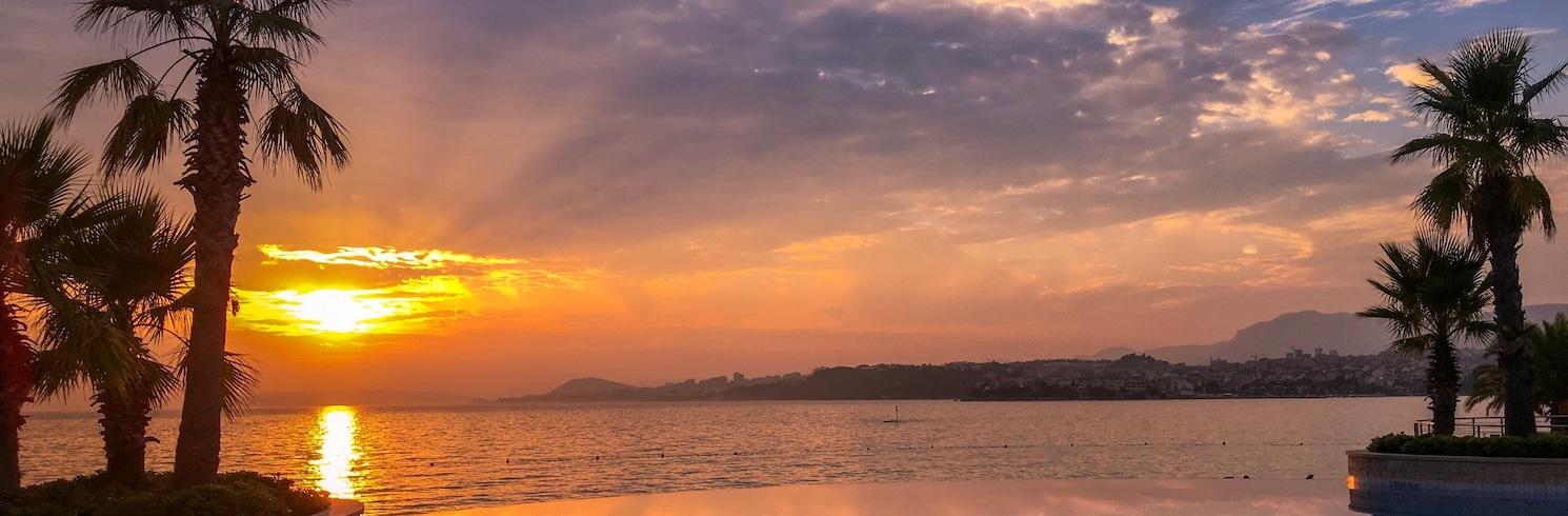 Podstrana, Κροατία