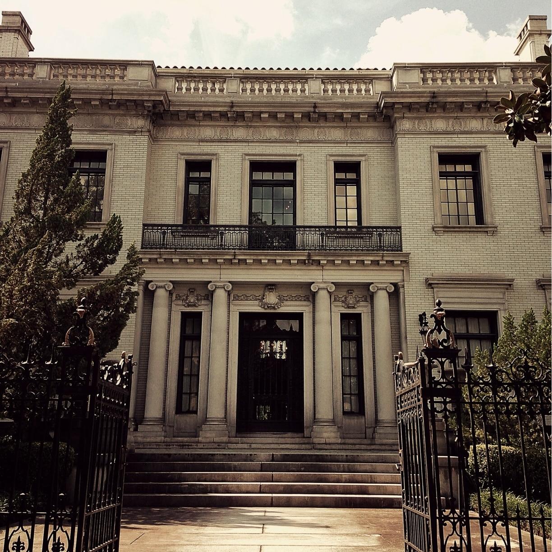 Armstrong House, Savannah, Georgia, USA