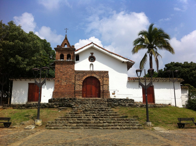 Capilla de San Antonio, Cali, Valle del Cauca, Colombia