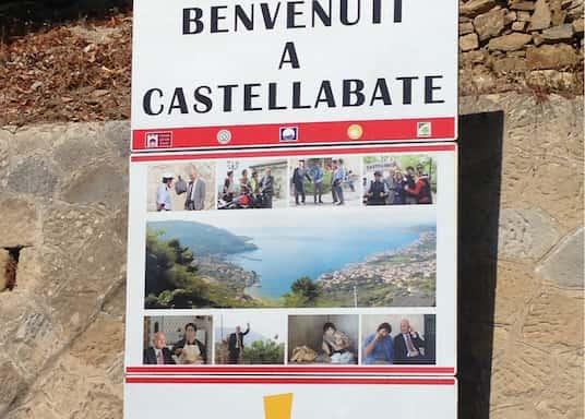 Castellabate Historic Centre, Italy