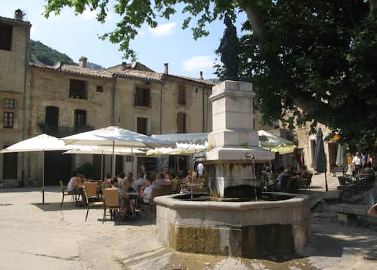 Saint-Guilhem-le-Desert, France