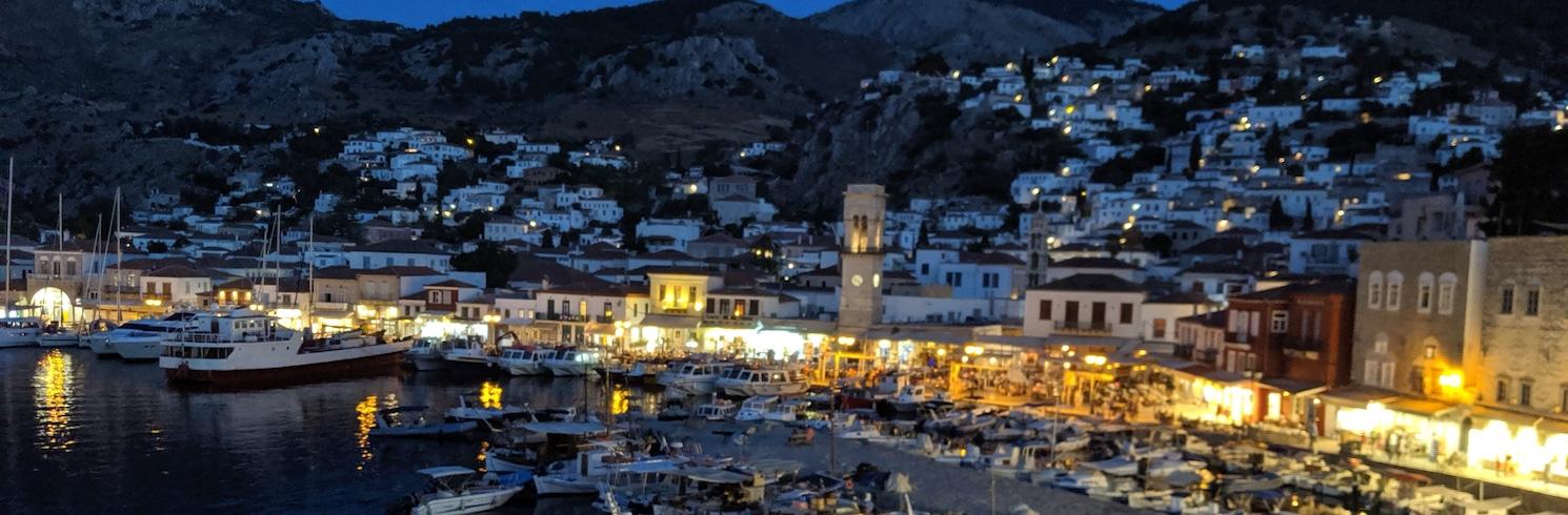 伊德拉, 希臘