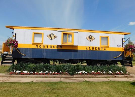 格里姆肖, 亞伯達, 加拿大