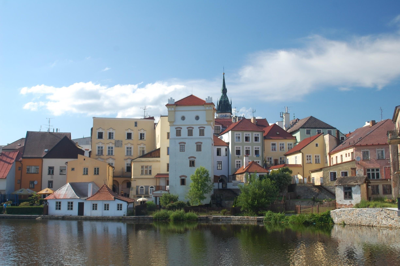Jindrichuv Hradec, South Bohemia Region, Czech Republic