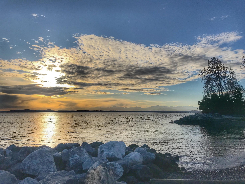 Pocket Beach, Seattle, Washington, United States of America