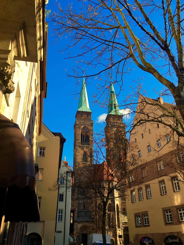 City Point Nuremberg, Nuremberg, Bavaria, Germany