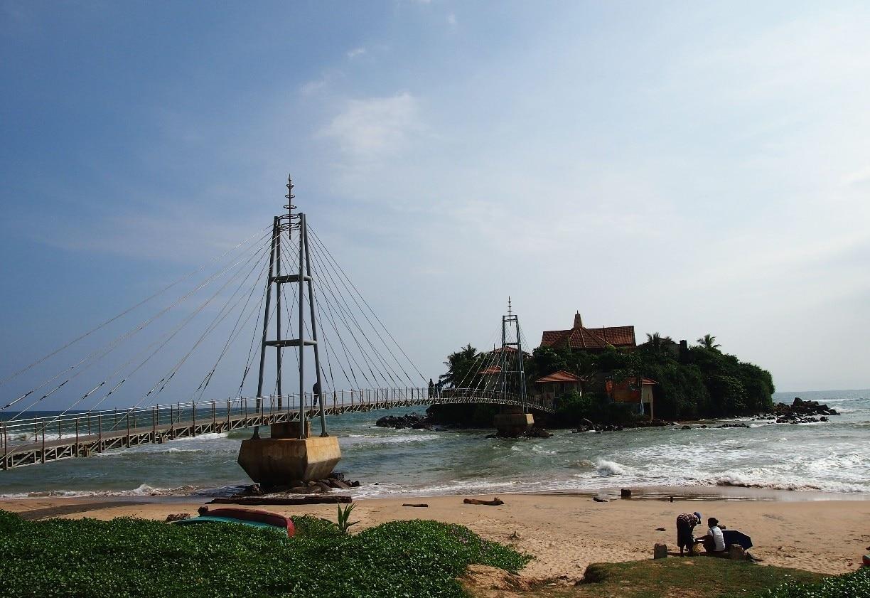 Matara Beach, Matara, Southern Province, Sri Lanka