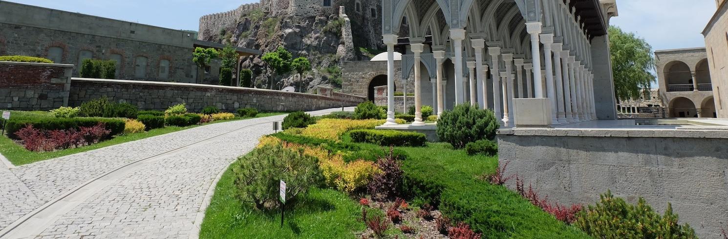 Akhaltsikhe, Gruusia