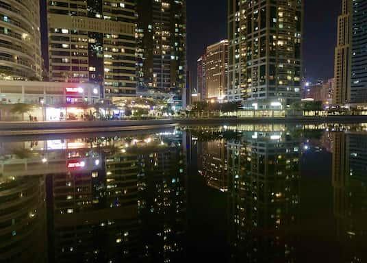 Jumeirah Lake Towers, Ηνωμένα Αραβικά Εμιράτα