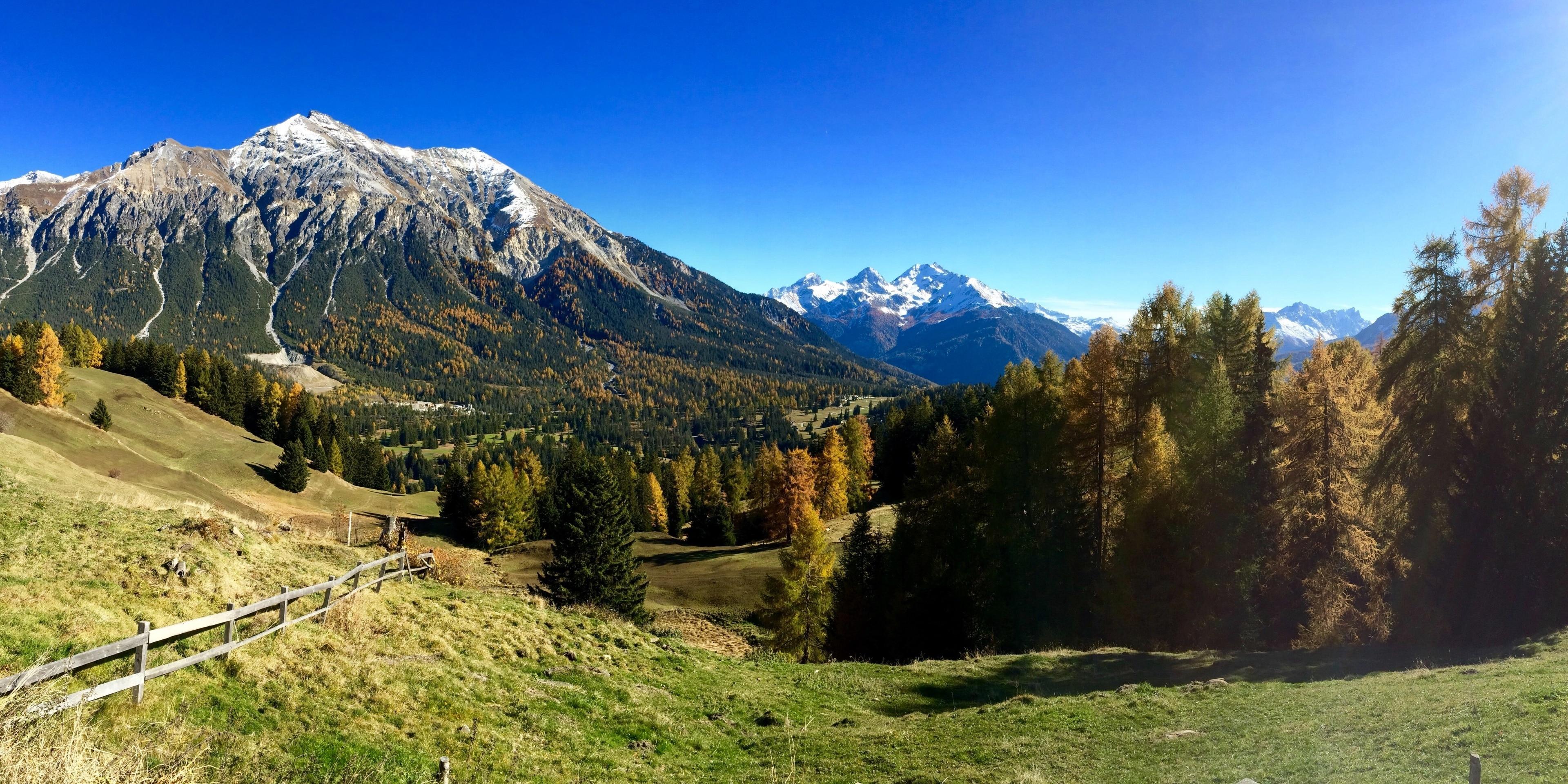 Vaz-Obervaz, Graubünden, Schweiz