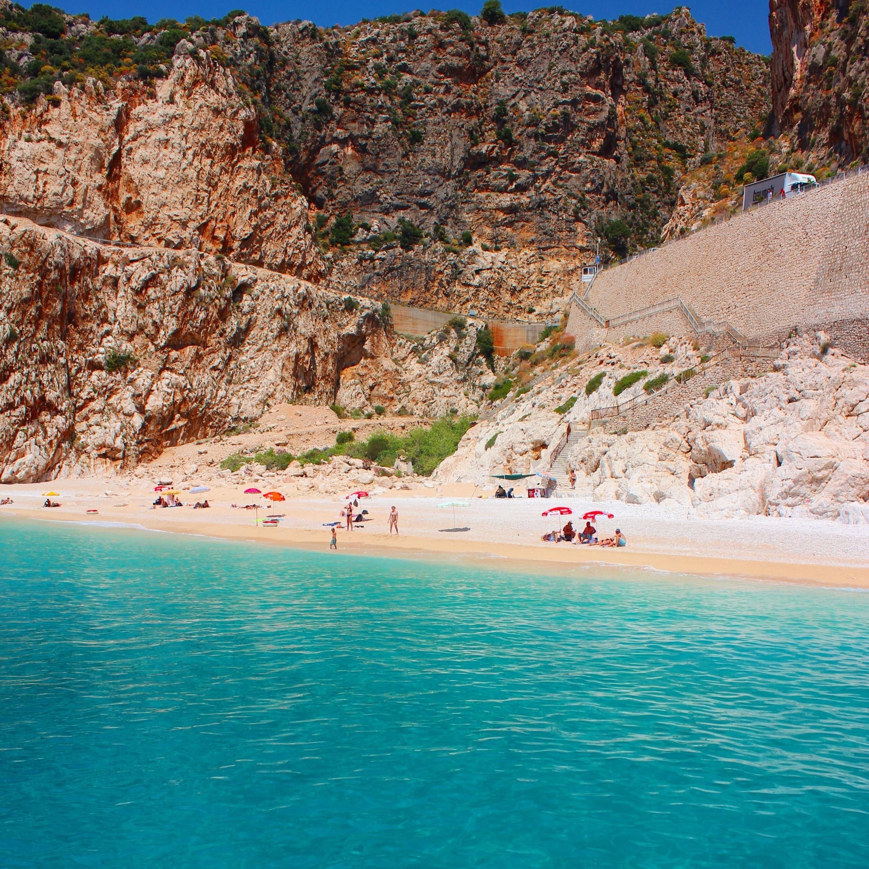 Kalkan, Kaş, Antalya Region, Turkey