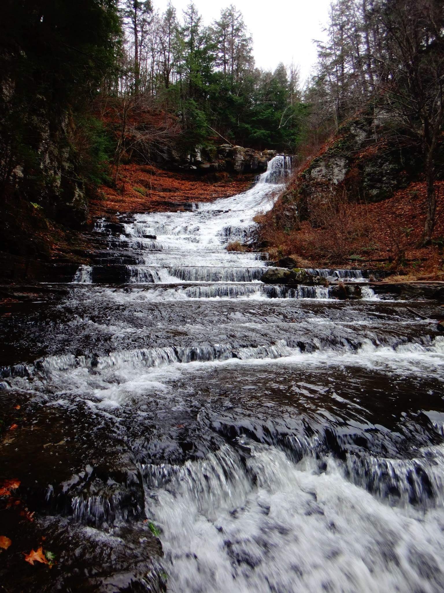 Tenmile Creek, Rensselaerville, New York, United States of America