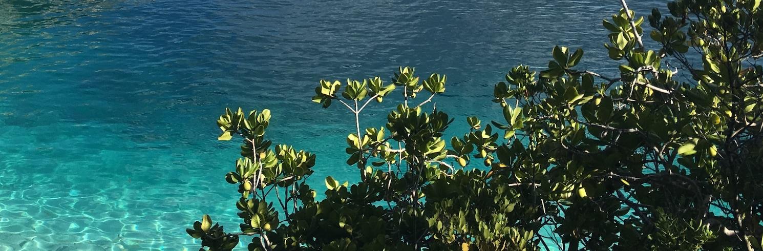 克拉倫斯鎮, 巴哈馬