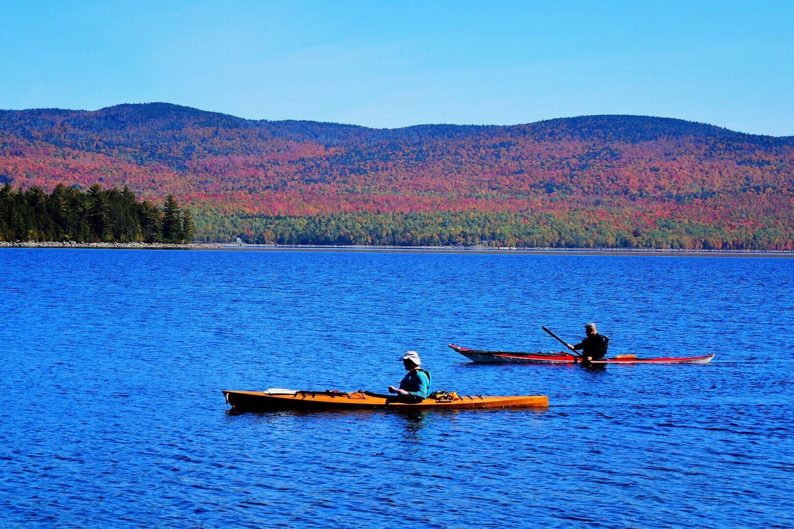 Mooselookmeguntic Lake, Andover, Maine, United States of America