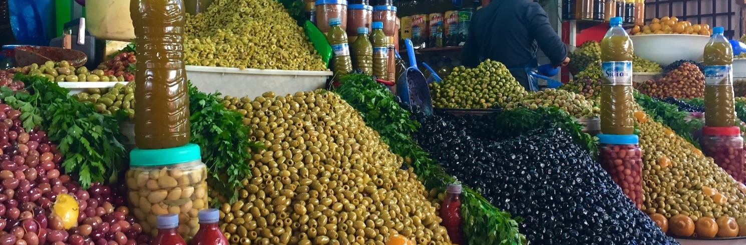 阿加迪爾, 摩洛哥