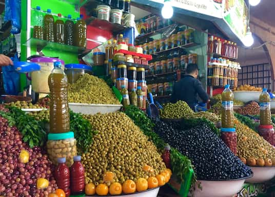 Agadir, Fas