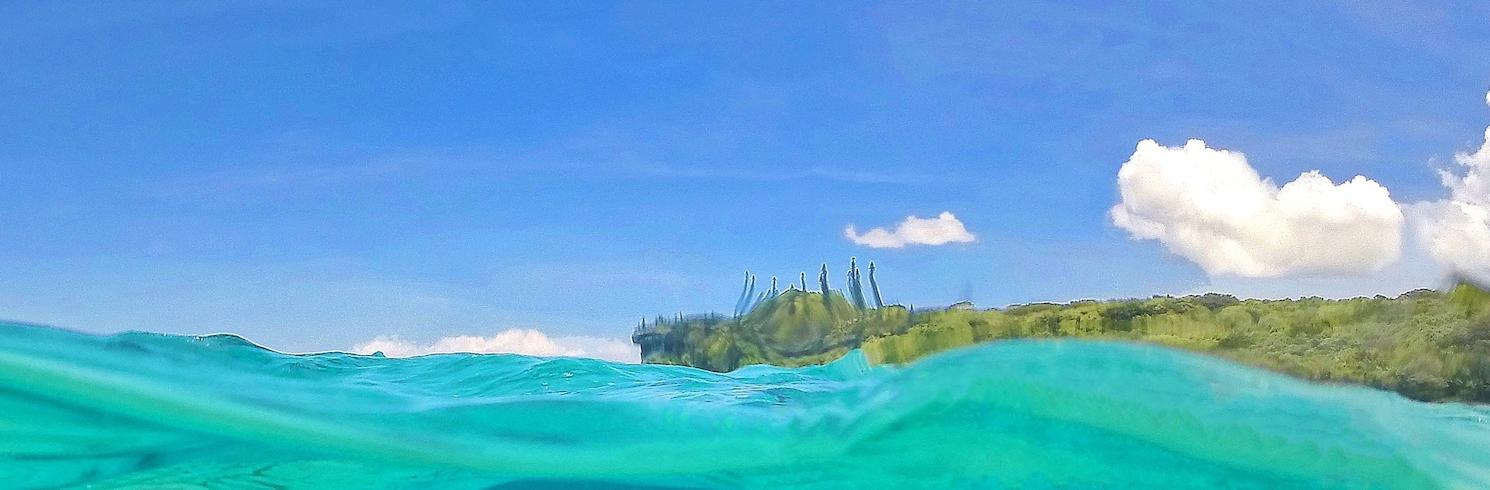 Mare, Nieuw-Caledonië