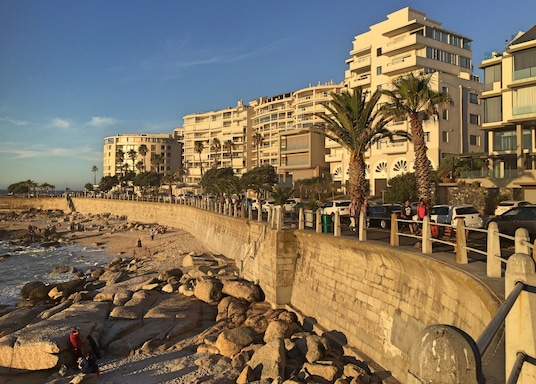 Sea Point Promenade, South Africa
