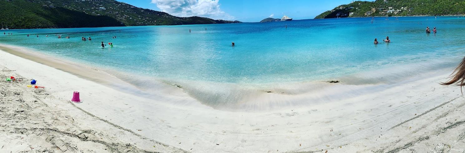 Сен-Томас, Виргинские острова США