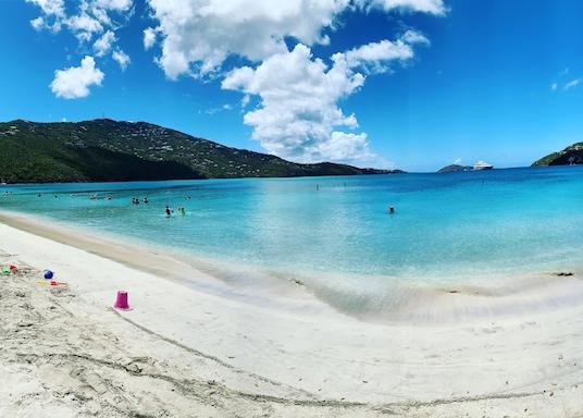 聖湯瑪斯, 美屬維爾京群島