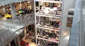 Barber Vintage motorsportmuseum