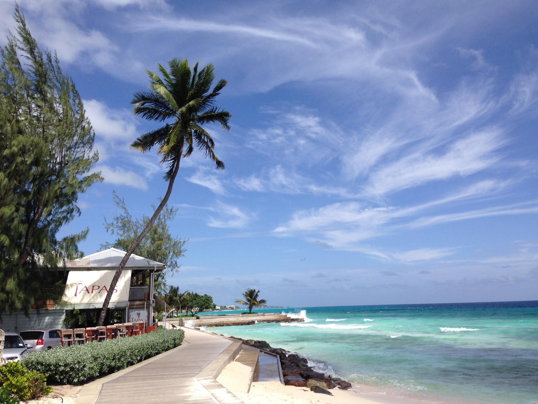 South Coast Boardwalk, Hastings, Christ Church, Barbados